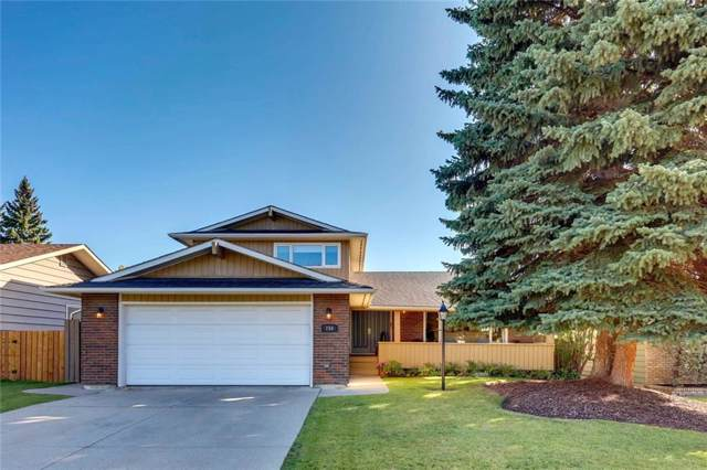 256 Parkland Crescent SE, Calgary, AB T2J 3Y5 (#C4267799) :: Redline Real Estate Group Inc
