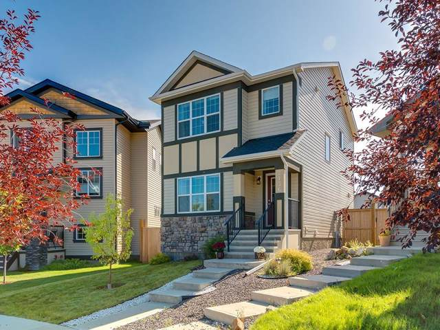 2136 Reunion Square NW, Airdrie, AB  (#C4267812) :: Redline Real Estate Group Inc