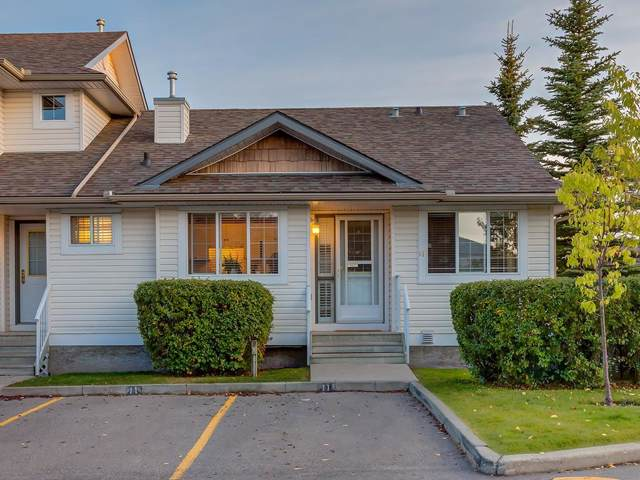 4 Stonegate Drive NW #11, Airdrie, AB T4B 2T2 (#C4267824) :: Redline Real Estate Group Inc
