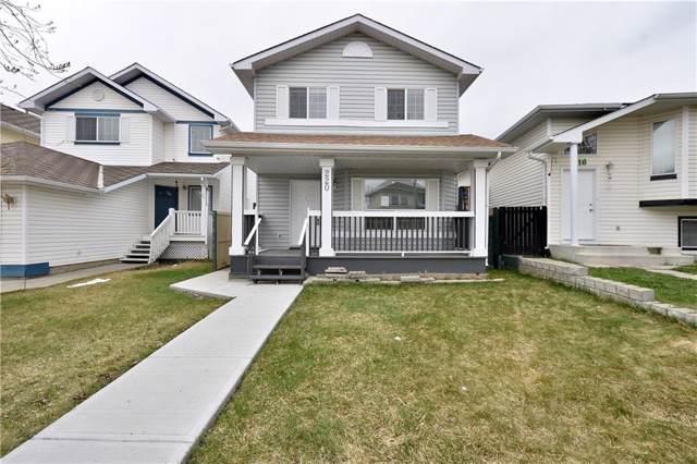 220 Coral Springs Circle NE, Calgary, AB T3J 3P7 (#C4267830) :: Redline Real Estate Group Inc