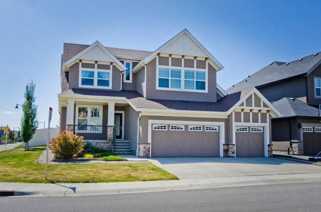 5 Aspen Acres Manor SW, Calgary, AB T3H 0W5 (#C4267839) :: Calgary Homefinders