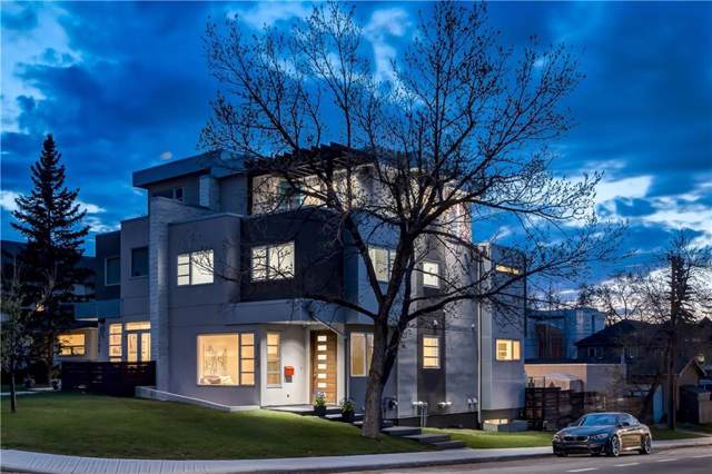 2102 28 Avenue SW, Calgary, AB T2T 1K5 (#C4267842) :: Virtu Real Estate
