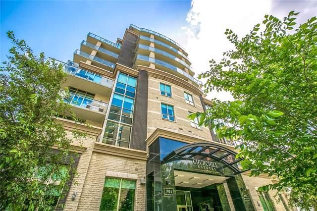 701 3 Avenue SW #901, Calgary, AB T2P 5R3 (#C4267844) :: Virtu Real Estate