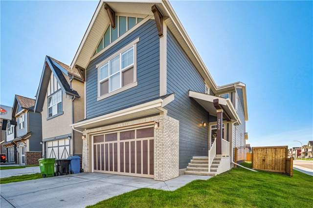 252 Masters Crescent SE, Calgary, AB T3M 1M6 (#C4267862) :: The Cliff Stevenson Group