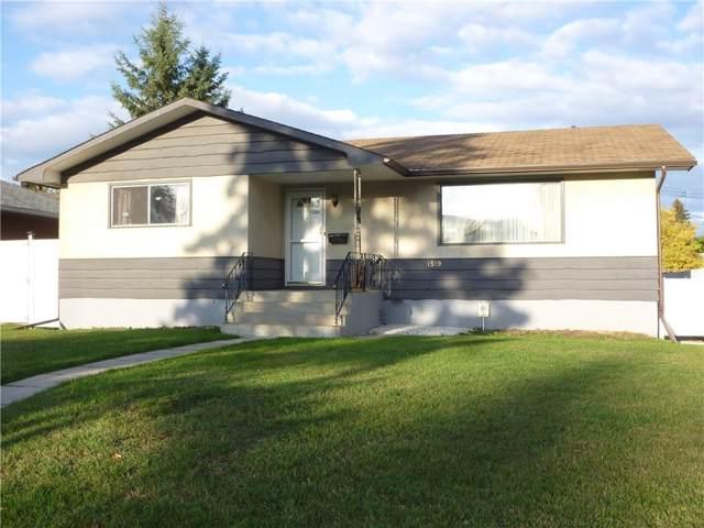1519 49 Street SE, Calgary, AB T9A 1S2 (#C4267865) :: Redline Real Estate Group Inc