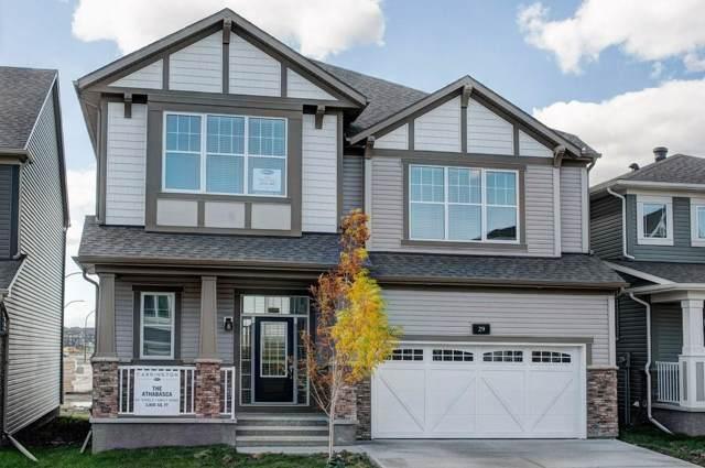 29 Carrington Manor NW, Calgary, AB T3P 0Y8 (#C4267876) :: Virtu Real Estate