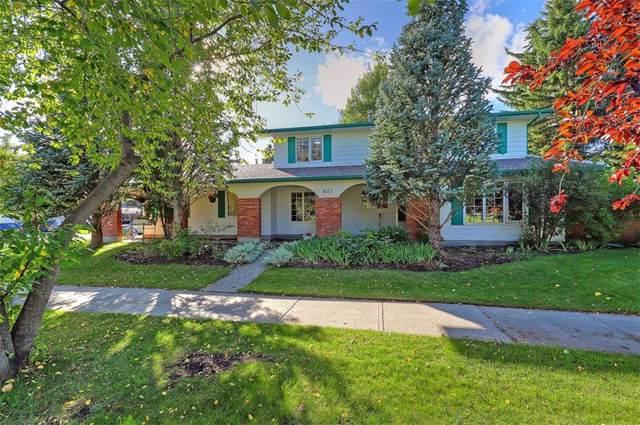807 Acadia Drive SE, Calgary, AB T2J 0C7 (#C4267878) :: Virtu Real Estate