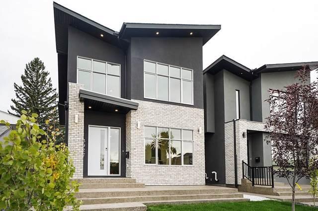 3927 16 Street SW, Calgary, AB T2T 4H5 (#C4267884) :: Virtu Real Estate