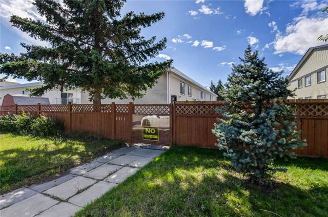 4511 75 Street NW B, Calgary, AB T3B 2M7 (#C4267885) :: The Cliff Stevenson Group