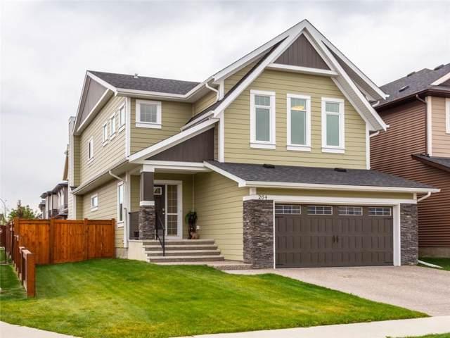 264 Mountainview Drive, Okotoks, AB T1S 0N1 (#C4267887) :: The Cliff Stevenson Group