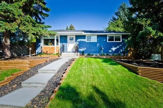 708 Sherman Avenue SW, Calgary, AB T2W 0N2 (#C4267889) :: Redline Real Estate Group Inc