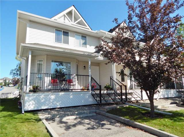950 Arbour Lake Road NW #322, Calgary, AB T3E 5B3 (#C4267890) :: The Cliff Stevenson Group