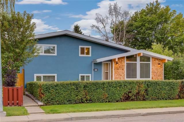 373 Capri Avenue NW, Calgary, AB T2L 0J5 (#C4267916) :: The Cliff Stevenson Group