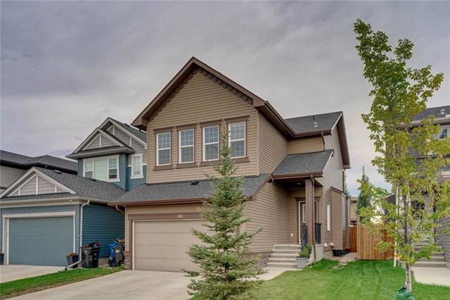 163 Evansfield Rise NW, Calgary, AB T3P 0G6 (#C4267920) :: The Cliff Stevenson Group