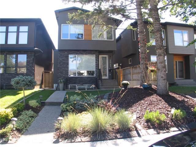 2045 45 Avenue SW, Calgary, AB T2T 2P6 (#C4267928) :: Virtu Real Estate