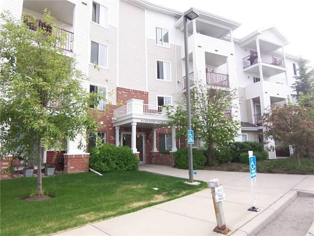 9 Country Village Bay NE #308, Calgary, AB  (#C4267961) :: Redline Real Estate Group Inc