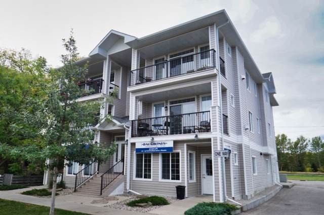 29 N Railway Street #201, Okotoks, AB T1S 1J3 (#C4267980) :: Redline Real Estate Group Inc