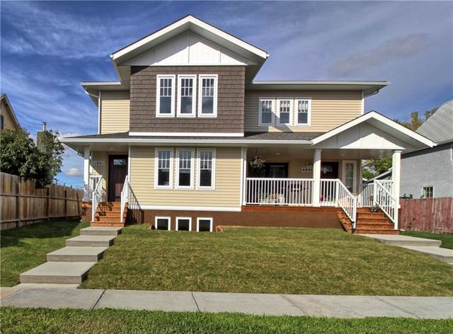 4832 49 Street, Olds, AB T4H 1E3 (#C4267981) :: Calgary Homefinders