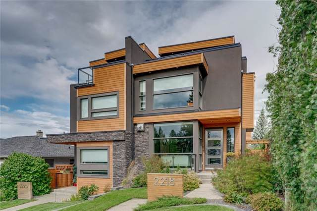 2218 28 Avenue SW, Calgary, AB T2T 1K7 (#C4267983) :: Virtu Real Estate
