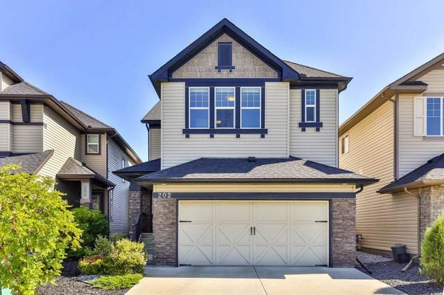 202 Hillcrest Circle SW, Airdrie, AB T4B 0Y6 (#C4267995) :: Virtu Real Estate