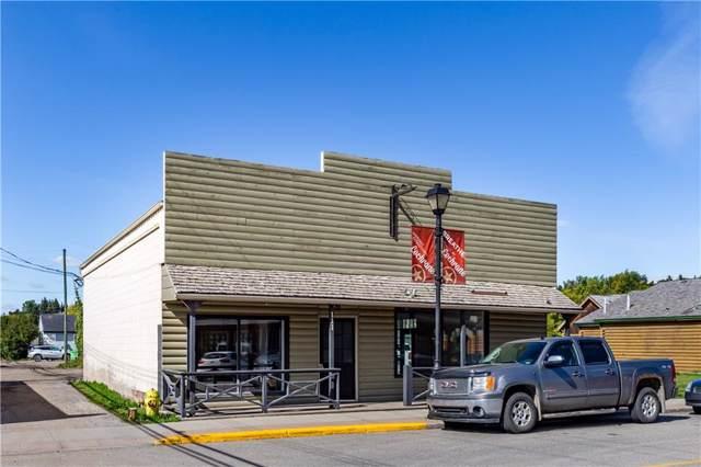 111 Second Avenue W, Cochrane, AB T4C 2E7 (#C4268016) :: Redline Real Estate Group Inc