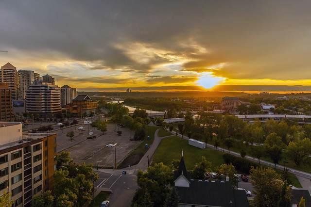804 3 Avenue SW #1207, Calgary, AB T2P 0G9 (#C4268068) :: Virtu Real Estate