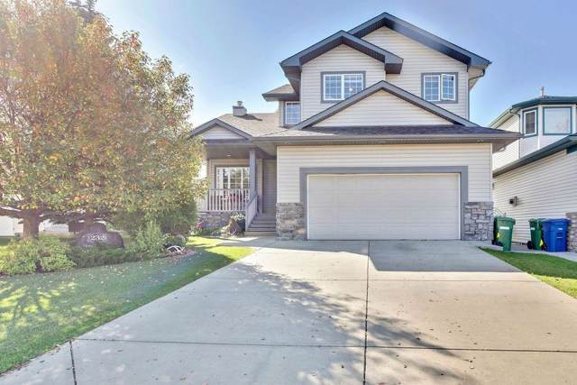 232 Stonegate Place NW, Airdrie, AB T4B 2P3 (#C4268071) :: The Cliff Stevenson Group