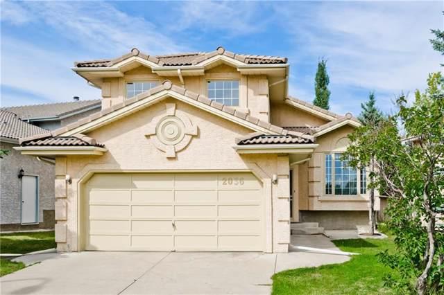 2036 Sirocco Drive SW, Calgary, AB T3H 2M9 (#C4268072) :: Virtu Real Estate