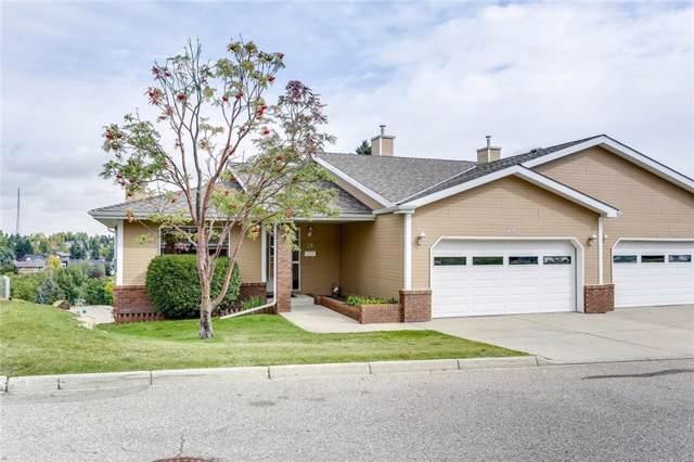 140 Strathaven Circle SW #28, Calgary, AB T3H 2N5 (#C4268075) :: Virtu Real Estate