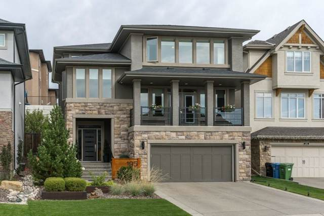 195 Springbluff Heights SW, Calgary, AB T3H 5B8 (#C4268080) :: Virtu Real Estate