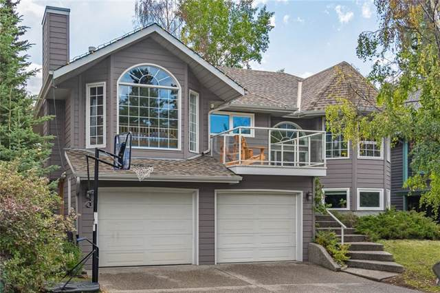 174 Cougar Point Road, Canmore, AB T1W 1A1 (#C4268085) :: The Cliff Stevenson Group