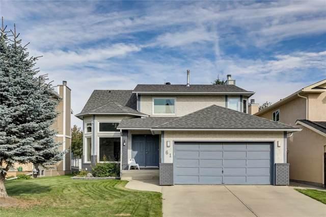 61 Wood Valley Road SW, Calgary, AB T2W 5Y8 (#C4268089) :: Virtu Real Estate