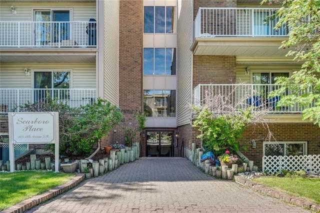 1625 14 Avenue SW #301, Calgary, AB T3C 0W6 (#C4268092) :: Virtu Real Estate