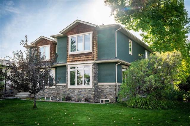 1709 25 Avenue NW, Calgary, AB T2M 4N2 (#C4268105) :: The Cliff Stevenson Group