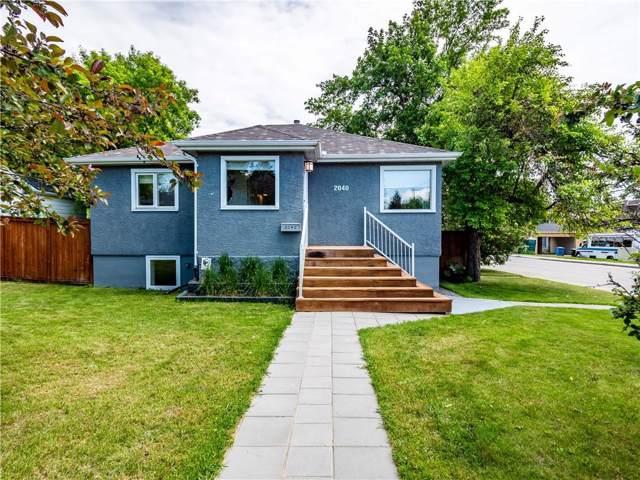 2040 25 Street SW, Calgary, AB T3E 1X2 (#C4268106) :: Virtu Real Estate