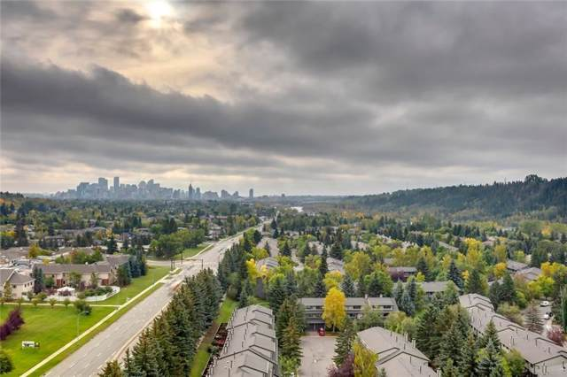 145 Point Drive NW #1705, Calgary, AB T3B 4W1 (#C4268111) :: Redline Real Estate Group Inc