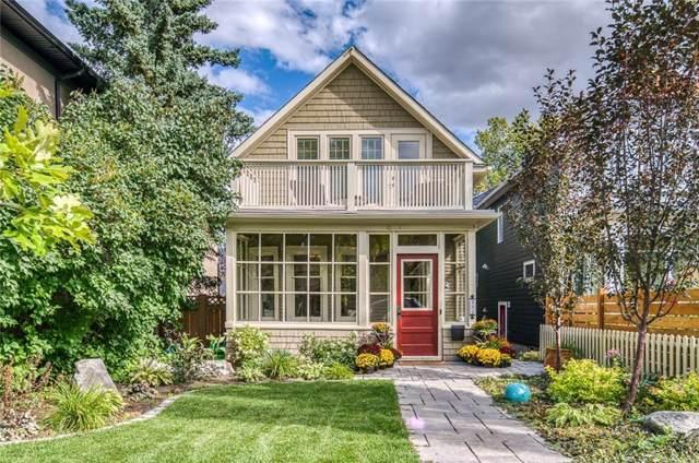 232 11 Street NW, Calgary, AB T2N 1X1 (#C4268119) :: Virtu Real Estate