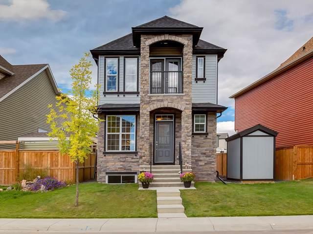 331 Cranford Park SE, Calgary, AB T3M 2C5 (#C4268127) :: Virtu Real Estate