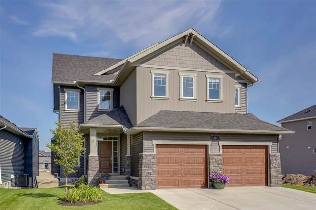 361 Bayside Crescent SW, Airdrie, AB T4B 4H1 (#C4268137) :: Virtu Real Estate