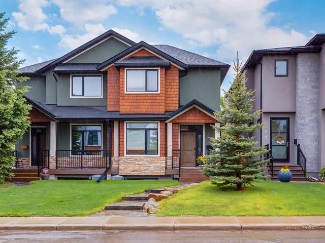 649 26 Avenue NW, Calgary, AB T2M 2E6 (#C4268147) :: The Cliff Stevenson Group
