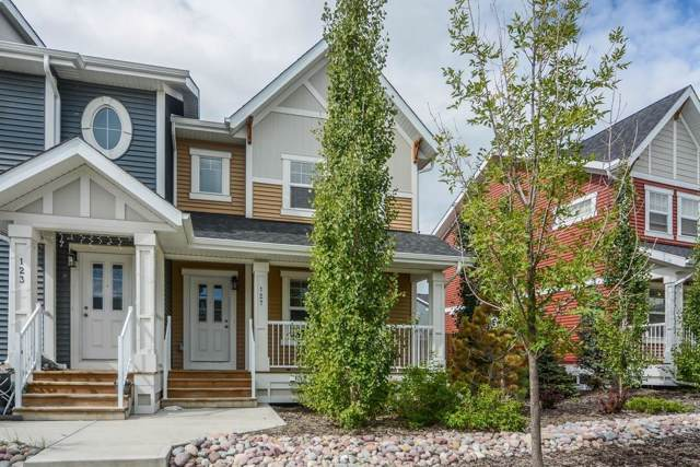 127 Sunset Road, Cochrane, AB T4C 0Z9 (#C4268164) :: Virtu Real Estate