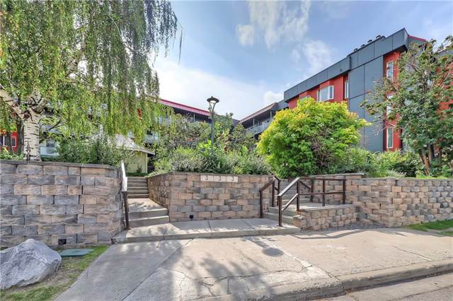 333 Garry Crescent NE #216, Calgary, AB T2K 5X1 (#C4268167) :: Redline Real Estate Group Inc