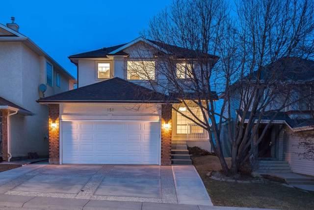 151 Citadel Peak Circle NW, Calgary, AB T3G 4H7 (#C4268176) :: Redline Real Estate Group Inc