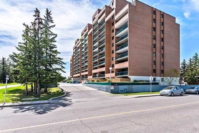5204 Dalton Drive NW #209, Calgary, AB T3A 3H1 (#C4268199) :: The Cliff Stevenson Group