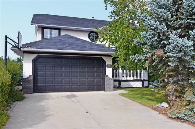 305 Cimarron Bay, Okotoks, AB T1S 1R6 (#C4268226) :: Calgary Homefinders