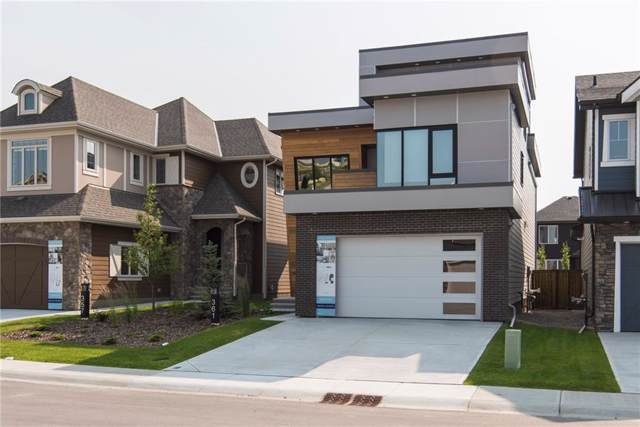 361 Evansborough Way NW, Calgary, AB T3P 0R3 (#C4268238) :: The Cliff Stevenson Group