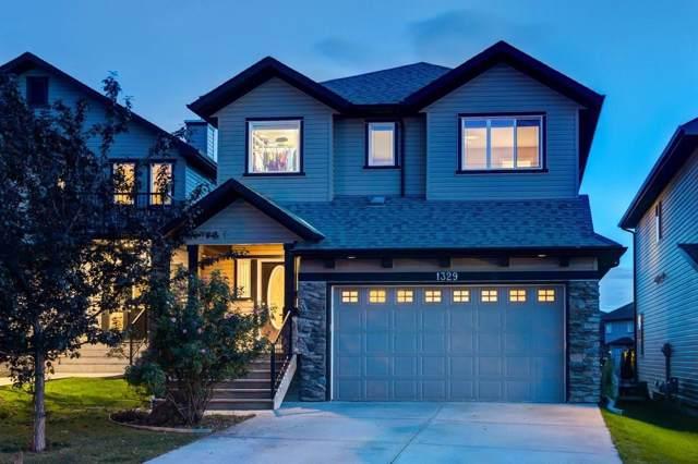1329 Prairie Springs Park SW, Airdrie, AB T4B 0E8 (#C4268262) :: Redline Real Estate Group Inc