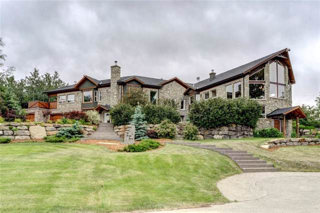 20083 Dewinton Riding Club Road E, Rural Foothills County, AB T0L 0X0 (#C4268265) :: Redline Real Estate Group Inc