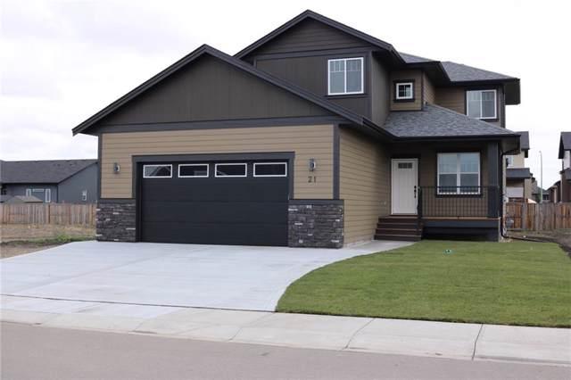 21 Vireo Avenue, Olds, AB T4H 0C4 (#C4268274) :: Calgary Homefinders
