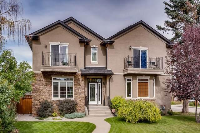 3204 14 Avenue SW, Calgary, AB T3C 0X3 (#C4268285) :: The Cliff Stevenson Group